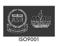 ASR ANAB ISO9001