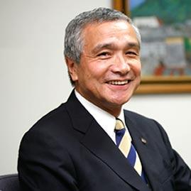 株式会社八興 代表取締役 野瀬宇一郎